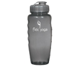 Poly Clear 30 Oz Gripper Bottle