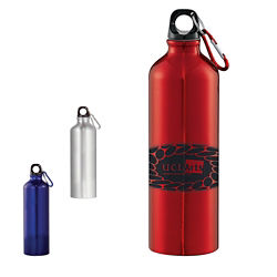 Customized Santa Fe Aluminum Bottle - 26 oz