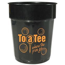 Customized 16 oz Fluted Stadium Cup