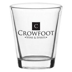 Customized Tapered Shot Glass - 1.75 oz