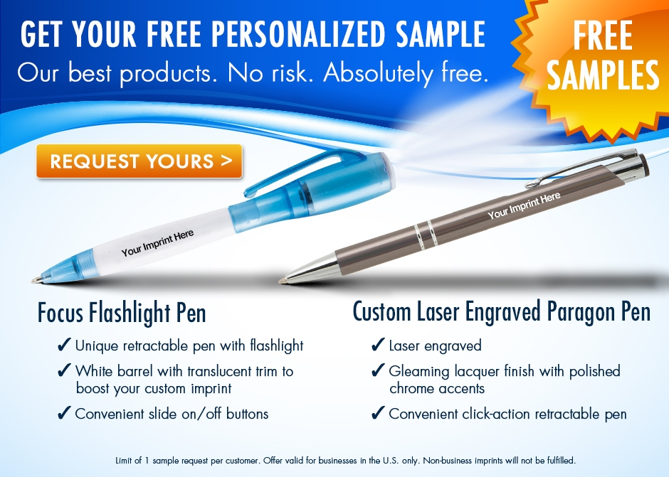 Get your FREE personalized sample!