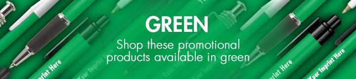 Landing Page - Design - Green