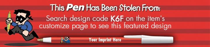 Landing Page - Design - K6F