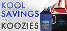 Koozie - Savings