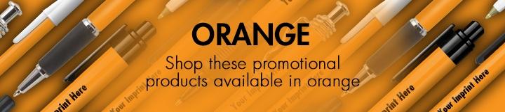 Landing Page - Design - Orange