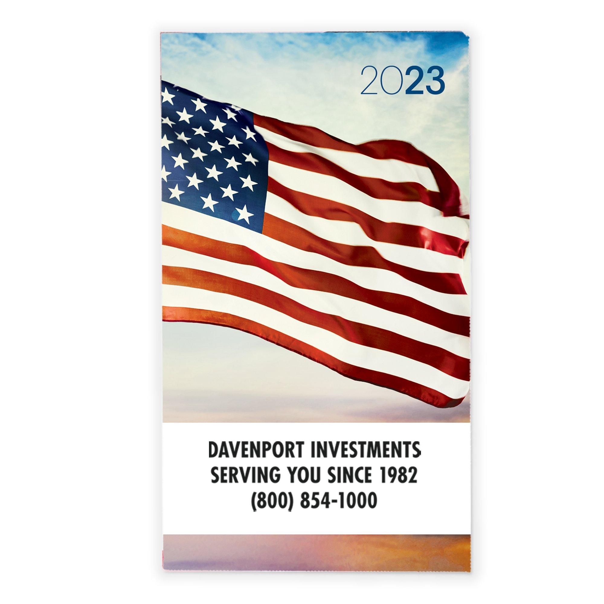 2018 monthly bud pocket planner promotional planner
