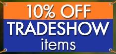 Tradeshow - 10%