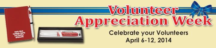 Landing Page - S - Volunteer Apprec