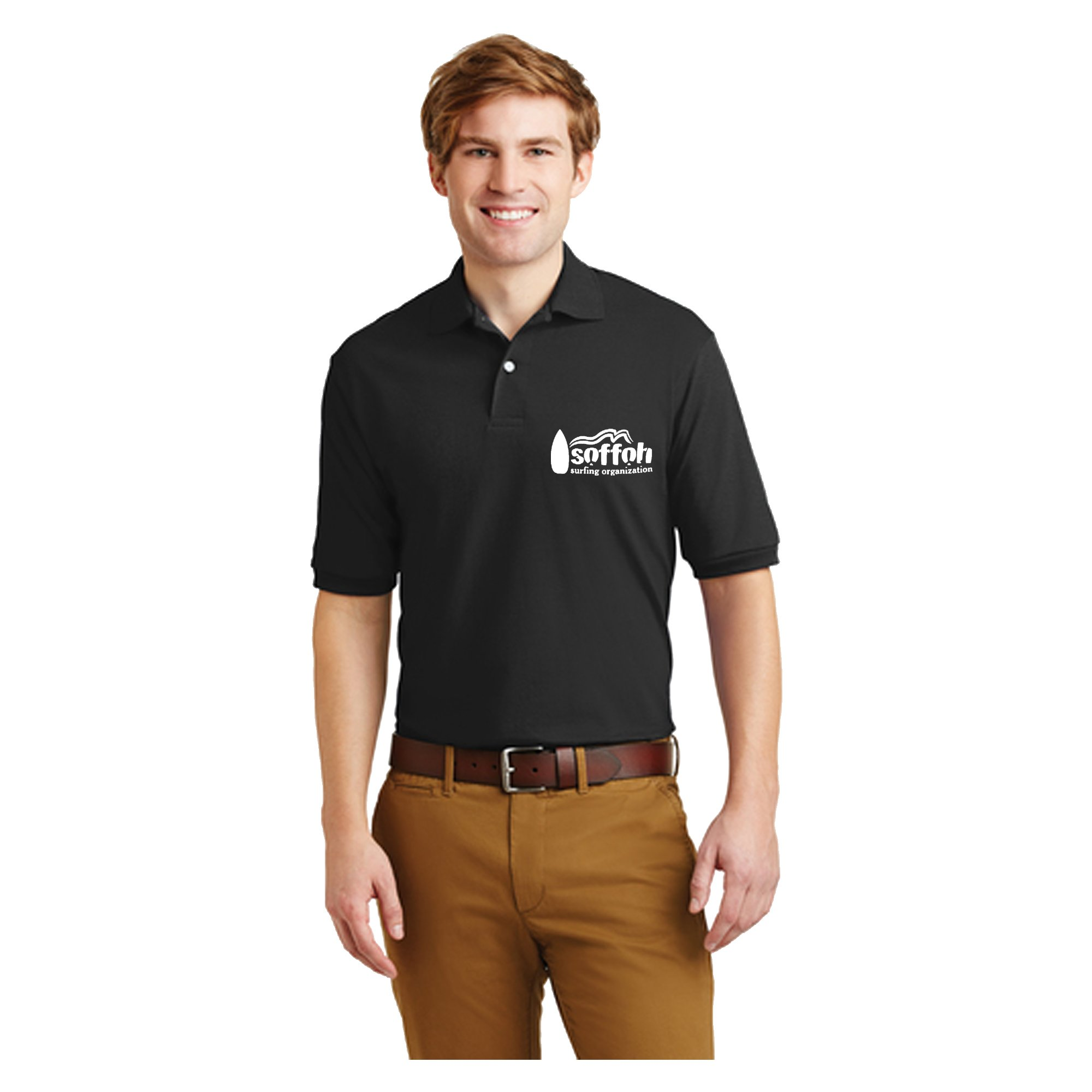 ade81c09 Promotional Jerzees®-SpotShield™ 5.6oz Jersey Knit Color Shirt | National  Pen