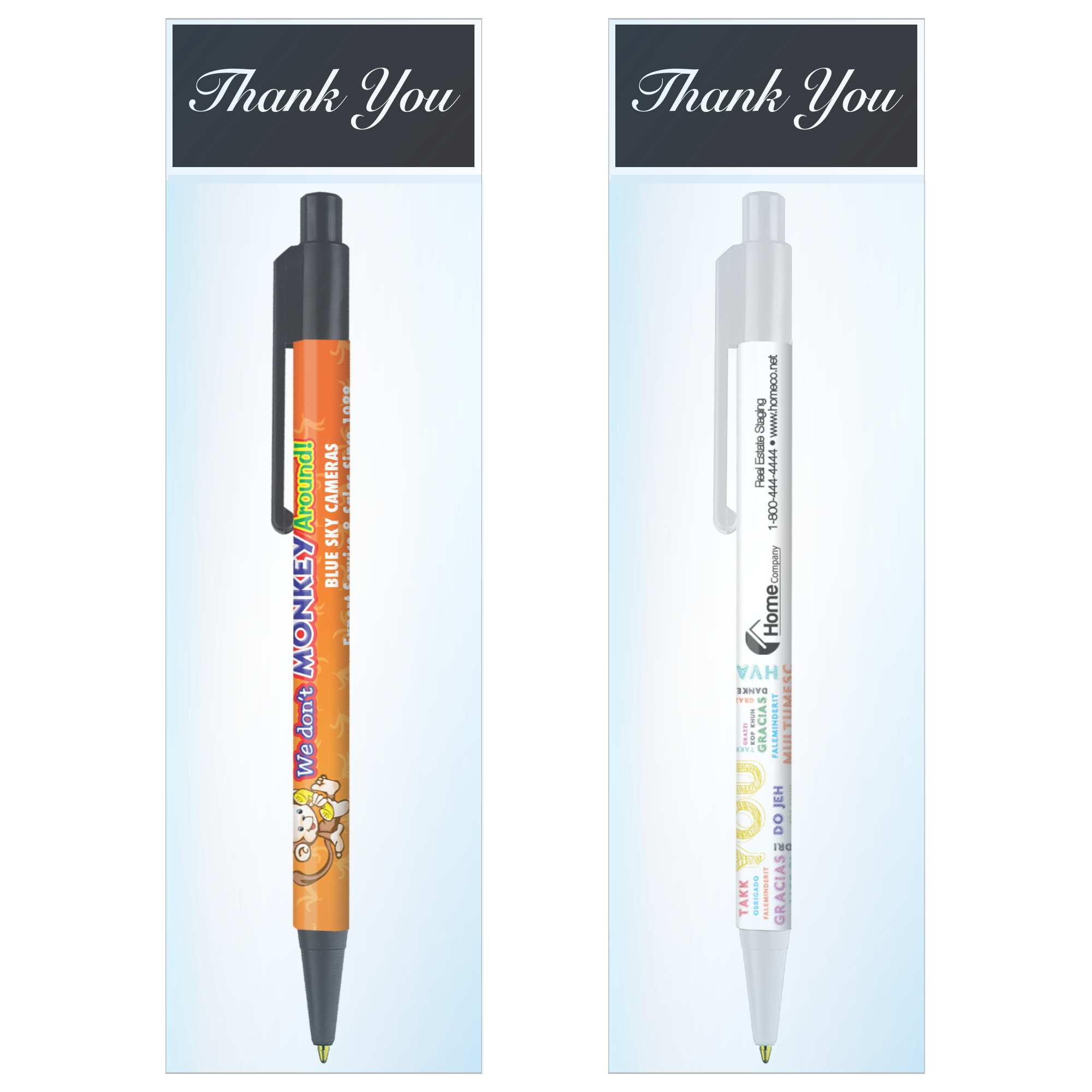 Colorama Pens - Printed Promotional Pens | National Pen