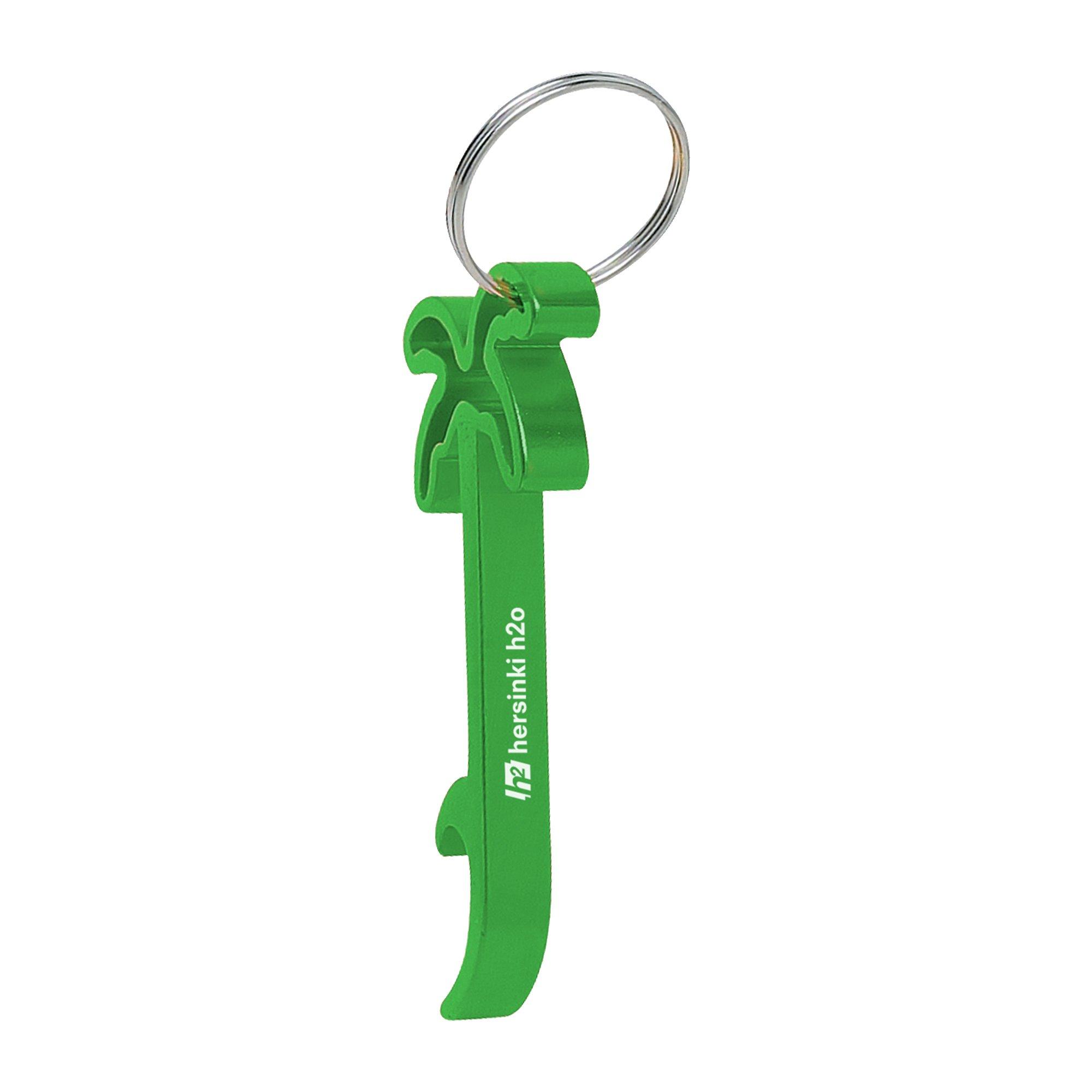 buy promotional palm tree bottle opener key ring at perfect pen. Black Bedroom Furniture Sets. Home Design Ideas