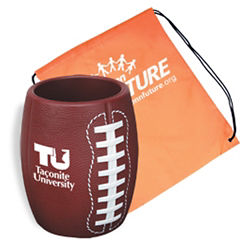 Customized Can Holder Combo - Football
